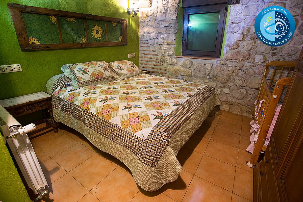 Habitación Verde - Casa Rural Inma