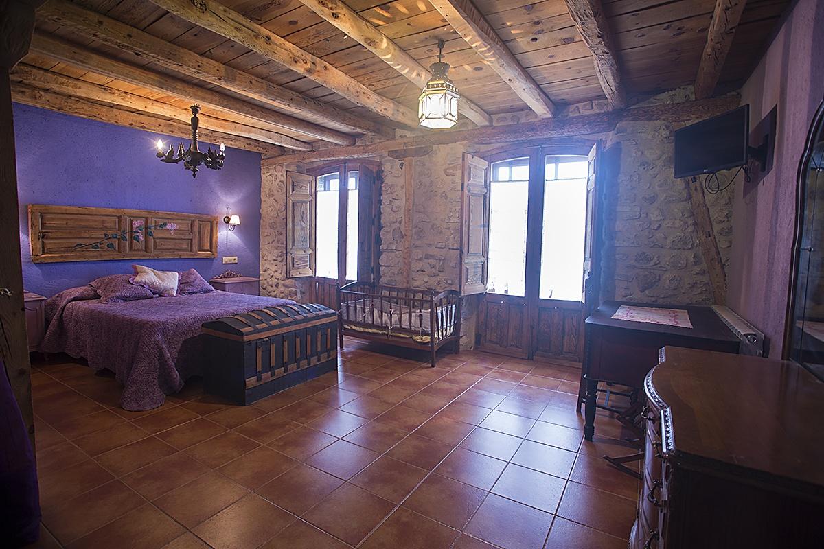 Habitación - Casa Rural Navega