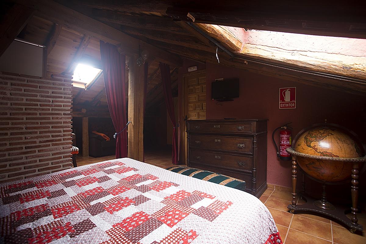 Bohardilla - Casa Rural Navega